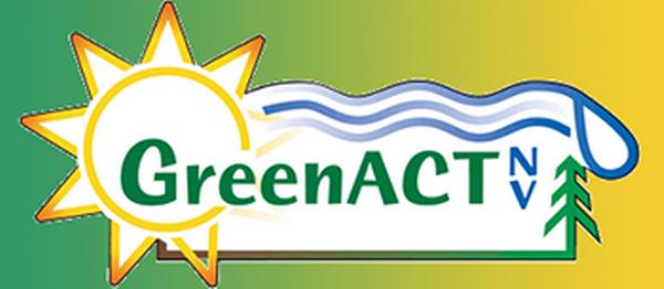 GreenACTNV Logo
