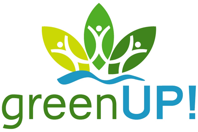 greenUP! Logo