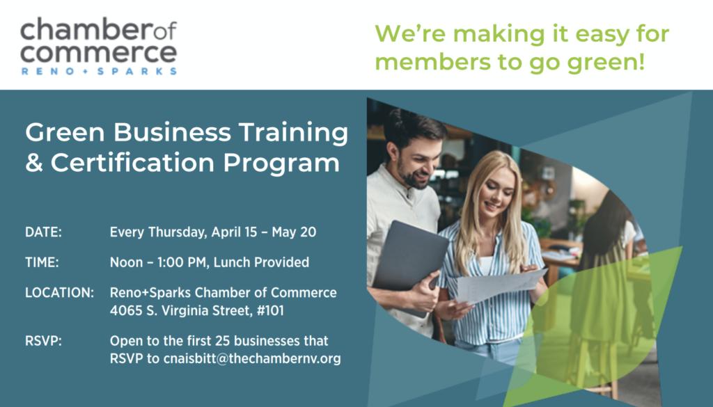 Green Business Training & Certification Program